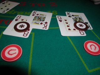 Blackjack can you split aces